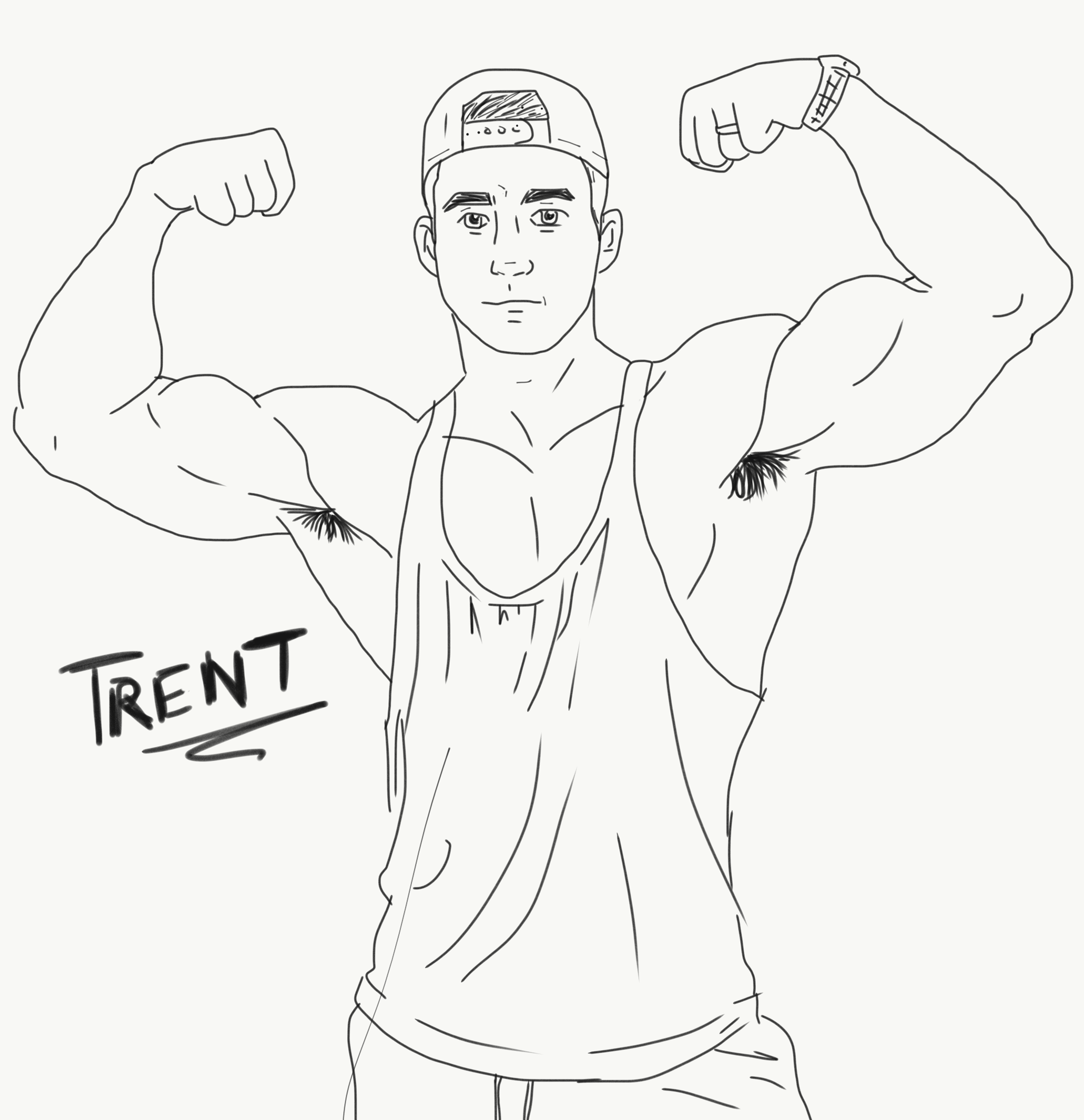 Trent. Image by thenewtfartist