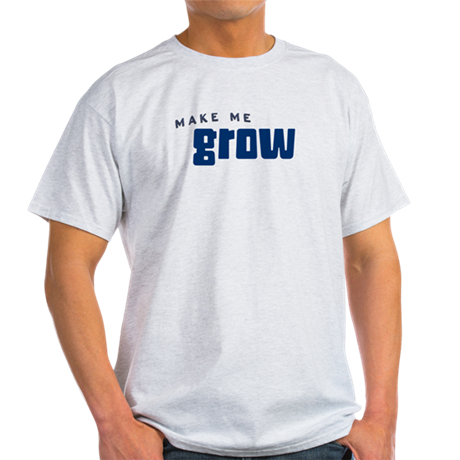 Make Me Grow Sleeveless Muscle Tee